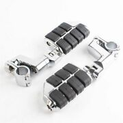 Front Foot Pegs Footrest Pedals For Honda Goldwing Gl1800 2002-2010 Motor Us
