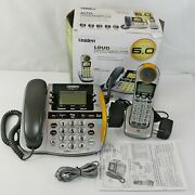 Uniden Loud And Clear Dect 6.0 Corded Cezai2998 Telephone Base + Ezx290 Complete