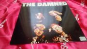 Super Rare Beauty Goods Difficult To Obtain The Damned Dam I Stiff Records Col