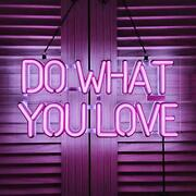 Do What You Love Led Neon Signs Art Wall Lights For Beer Bar Club Bedroom Pink