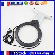 2 Led Loupe Lighted Reading Magnifier Neck Wear Sewing Magnifying Glass