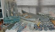 1/72 Huge Ship Lot 2 Snowberry Corvettes Pt And Small Boats E Boat Landing Craft