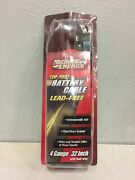 Road Power 32-4lr 4 Ga. 32 In. Battery Cable Lead Top Post