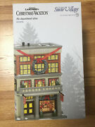 Dept 56 National Lampoonandrsquos Christmas Vacation The Department Store 600634 New
