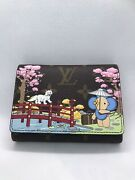 Louis Vuitton Vivienne Victorine Wallet Christmas Edition 2021 Sold Out Limited