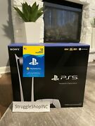 New Sony Playstation 5 Ps5 Digital Edition Console In Hand Ships Today Fast