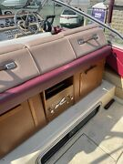 Sea Rayandnbspsundance Helm Seat /cushions Recovered Seat Complete Seat Interior