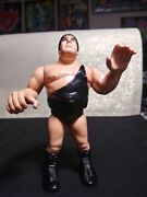 Andre The Giant Series 1. Wwf Hasbro, Nice Shape. Wwe. See Pictures  Vintage