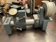 Brown And Sharpe Ultra Mike Bench Micrometer