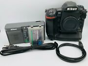 Nikon D5 36.3 Mp Excellent Used Digital Camera With Battery From Japan