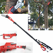 Electric Adjustable Saw Cordless Pole Side Chain Telescopic Scissors Tree Gift