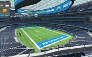 2tx Los Angeles Chargers Vs Kansas City Chiefs. Dec 16th. Section 305 R6.