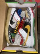 Size 9 - Nike Sb Dunk Low What The Paul P-rod