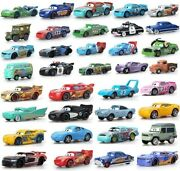 New Disney Pixar Cars Mcqueen 155 Diecast Movie Collect Car Toys Gift Boy Loose