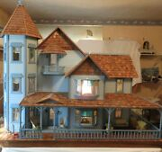 Doll House Completely Furnished