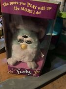 Furby Baby 1990s In Original Box And Carrying Case