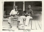Muddy Waters Photograph 11 X 15 - Stunning Early Portrait - Photo Poster Print
