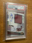 2019 Unparalleled Kyler Murray Rpa Rookie Card Jersey Patch Auto Psa 8 Cardinals
