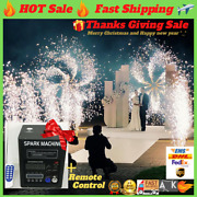 ⭐⭐100w Cold Spark Fireworks Machine Dmx Remote For Wedding Surprise And New Year
