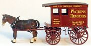 Berkshire Valley Models O/on3/on30, 1/48 Watkins Delivery Wagon Kit - 264