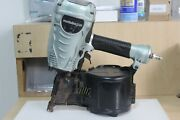 Metabo Hitachi Nv 90ag Power Tools Coil Lightweight Framing Nailer Wire Collated