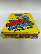 1980 Topps Wacky Packages Series 3 One Box Of 36 Packs Pics Of The Case Posted