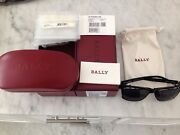 Bally Glasses With Clip On Shades - Pre-owned Used Once