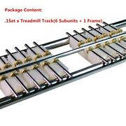 50cm 1160 Model Train N Scaletreadmill Track Without Connecting Line
