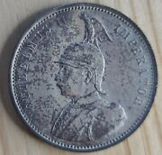 1892 German East Africa Rupie Proof Rare This Condition