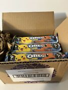 Pokandeacutemon Oreo Cookies May Contain Rare Mew Cookie - Limited Edition Lot Of 3