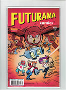 Futurama 59 Signed Ian Boothby With Bender Original Art Sketch