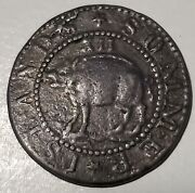 Sommer Islands Shilling Reproduction Coin Bermuda