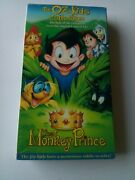 The Oz Kids Collection The Monkey Vhs New Sealed