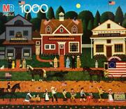 1000 Piece Jigsaw Puzzle 4th Of July We Love America 4679-18 Wysocki Complete