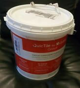 Daltile Quictile D152 Frost 9 Lb. Pre-mixed Urethane Grout Indoor Or Outdoor