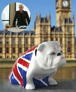Royal Doulton Jack The Bulldog Skyfall Edition Dd 007 M New In Box Other