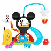 Mickey Mouse Clubhouse Adventures Playset With Bonus Figures - Exclusive By J...