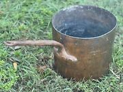 Large Copper Pot From Hotel Cecil