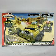 Matchbox Magna Wheels Combat Rescue Vehicles Toys R Us Exclusive Free Shipping