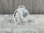 Money Metals Exchange Paul Revere's Ride 1/2 Oz .999 Silver Coin Half Troy Ounce