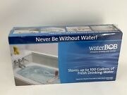 Waterbob Emergency Drinking Water Containment Storage100 Gallon - New