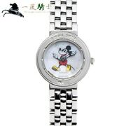 Gerald Genta Retro Fantasy Mickey Mouse G.3338.7 White Shell Dial Watch