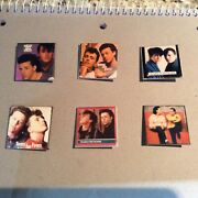 Tears For Fears Lot Vintage 30 Pins, 2 Bumper Stickers, 1 Badge, 2 Postcards