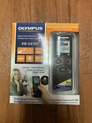 Olympus - Vn-series Digital Voice Recorder Black New Free Shipping Vn-541pc