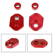 Aluminum Turn Signals Indicator Adapter Spacers For Honda Msx125 Msx125sf Red Sg