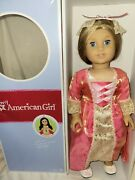 American Girl Doll, Elizabeth, Used For Display Purposes Only. Not Original Box.