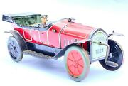 Antique 1920and039s Hess Mobil 1021 Car Toy