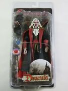 Castlevania Action Figure Dracula Open Mouth Player Select Neca Neuf - Brand N