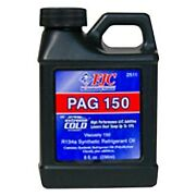 Refrigerant Oil Pag-150 R134a Synthetic Refrigerant Oil With Extreme Cold