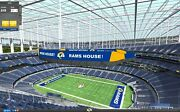 2tx Los Angeles Chargers Vs Kansas City Chiefs. Dec 16th. Section 519 Row 21